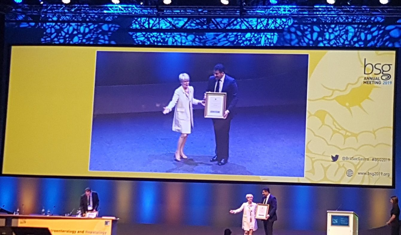 bsg award
